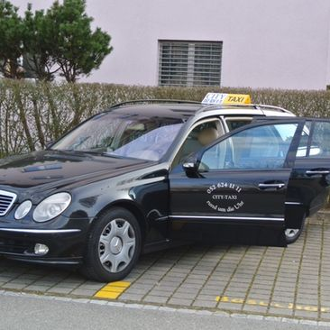 taxi dienst - city taxi simic - schaffhausen
